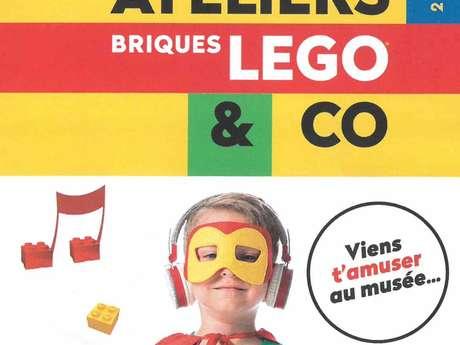 Ateliers Lego® de juin