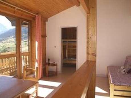 Résidence La Parrachee - Appartement 2 pièces cabine 5 personnes - PARA7