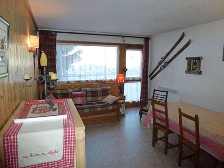 Résidence Albaron - Appartement 2 pièces cabine 4 personnes - ALBA223