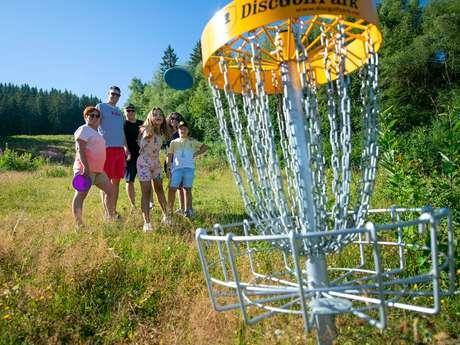 Parcours d'Orientation Disc Golf