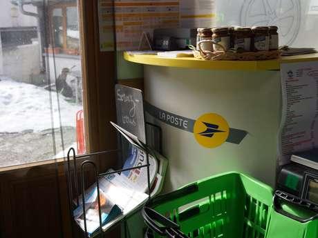 Postal service - Les Glaciers