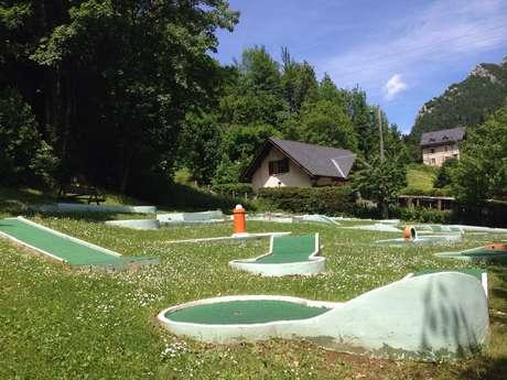 Mini-Golf - St Pierre de Chartreuse
