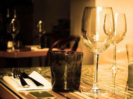 La Table du Mas, restaurant gastronomique