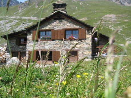 Itinéraire de randonnée Le collet de la Madeleine > le refuge de Vallonbrun