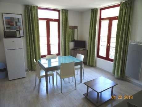 Appartement le splendid 317