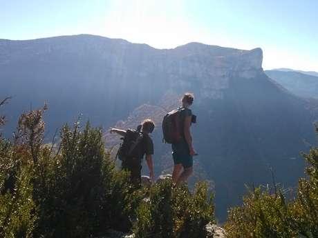 SylvaCima - Accompagnateurs montagne