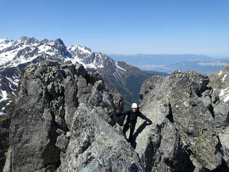 Alpinisme - Grand Pic de Belledonne