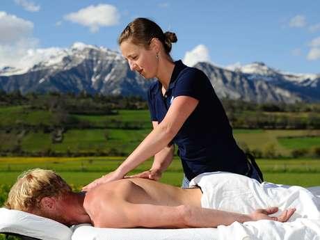 Toit du monde massage