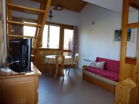 Résidence Albaron - Appartement 2 pièces cabine 6 personnes - ALBA241