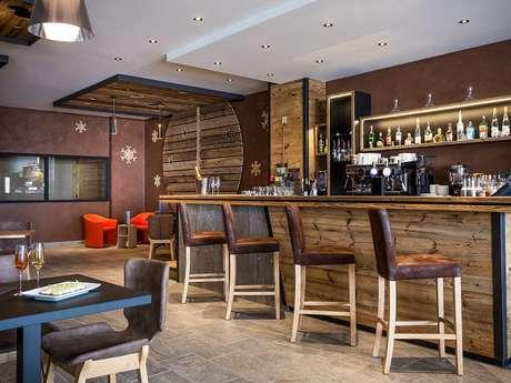 Bar L'Eteila du Saint Charles Hôtel & Spa