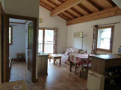 Résidence Le Clos Vanoise - Appartement 3 pièces cabine 6 personnes - CVE16