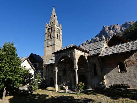 Visite guidée : L'église Saint Laurent des Vigneaux