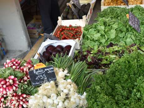 Biche mercado