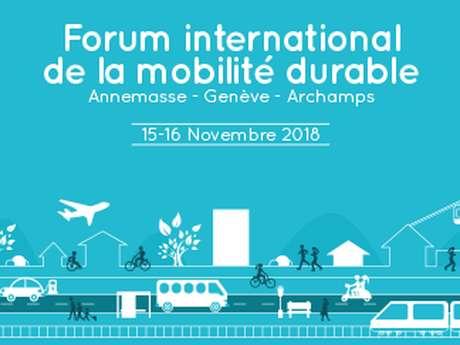 Forum International de la Mobilité Durable : repenser la mobilité de demain