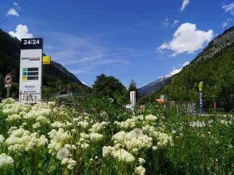 Petrol station Intermarché