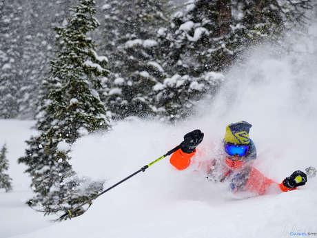 Ski hors piste - Bureau des Guides Champsaur Valgaudemar