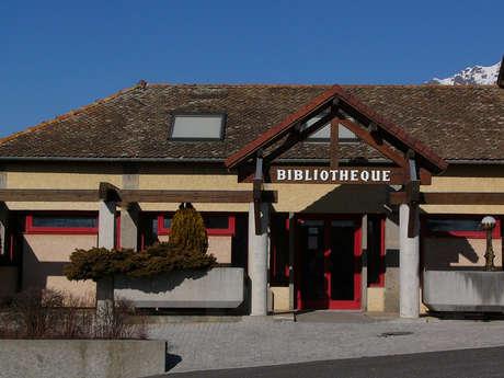 Bibliothèque de Saint-Bonnet