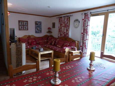 Résidence Le Clos Vanoise - Appartement 4 pièces cabine 8 personnes - CVE17