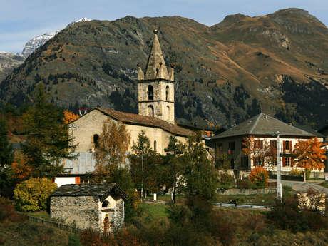 Eglise Saint Etienne - Visite commentée