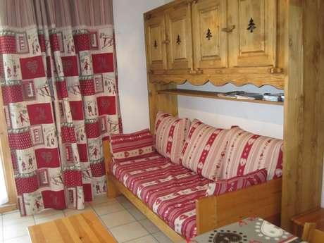 Résidence Le Petit Mont Cenis - Appartement 2 pièces 4 personnes - PMB019