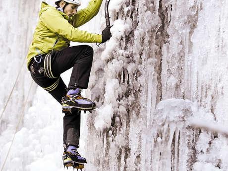 Ice Climbing Ecrins 2020
