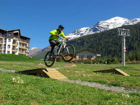 Bike Park of Val Cenis Lanslevillard