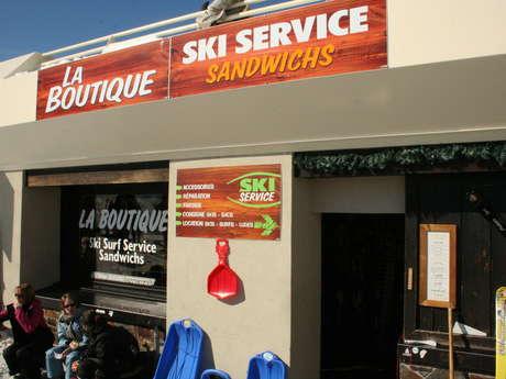 Sports shop: Le Signal