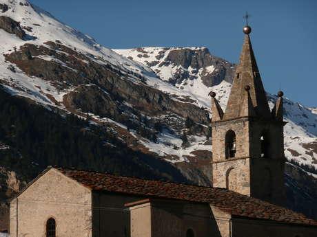 Eglise Saint-Etienne de Sollières-Endroit