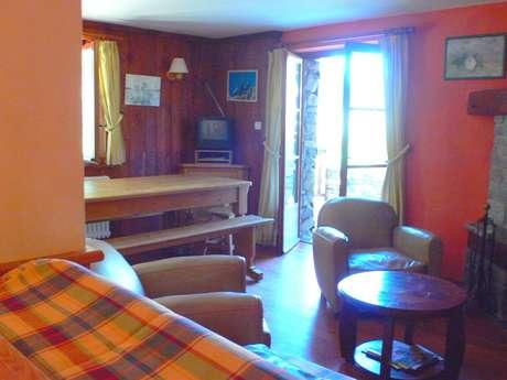 Résidence L'Ancolie - Appartement 3 pièces cabine 6 personnes - ANCO1