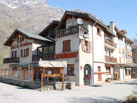 Café-bar La Vanoise