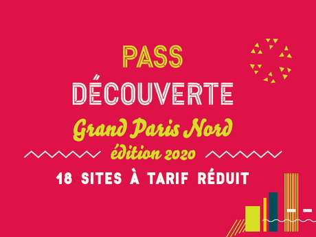 Pass découverte Grand Paris Nord