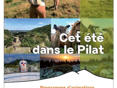 """Sortie découverte """"Ferme de Dovezet - Burdignes et Centre de permaculture """"La Rivoire"""" - Saint-Julien-Molin-Molette"""""""