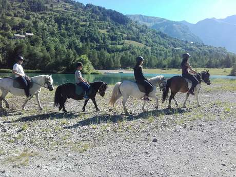 Equitation - Base de Loisirs