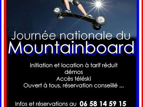 Journée Nationale du Mountainboard