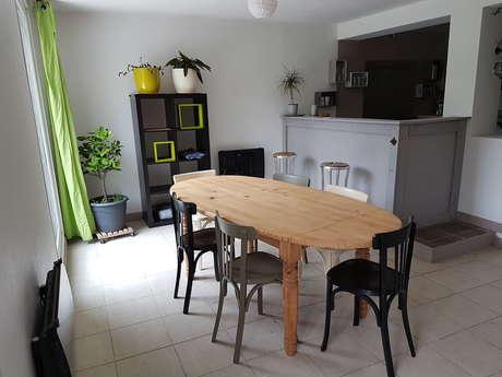 Appartement Hibiscus dans Maison