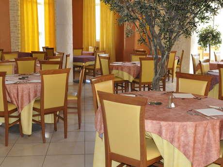 Restaurant - Hôtellerie des Lumières