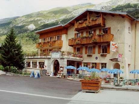 Bison Christiane - Résidence les Glaciers - apt n°519
