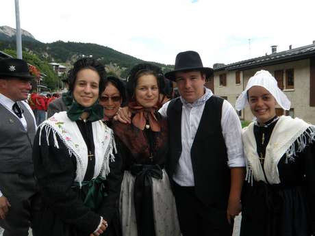 Lo Z'Oérin folk group
