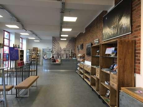 Office de Tourisme de Plaine Commune Grand Paris - Point Information Tourisme Puces Paris Saint-Ouen