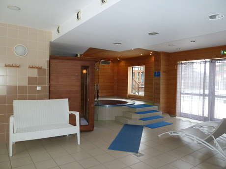 Valfontaine wellness and fitness center