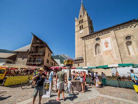 Vallouise Market