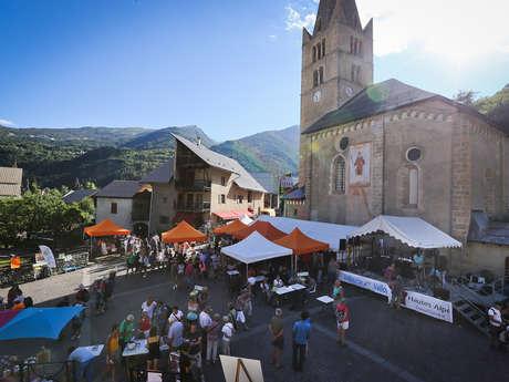 Festival d'arts de rue - Fête de Vallouise