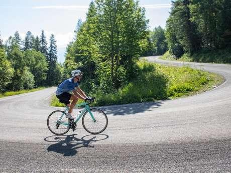 Cols réservés 2020 : montée de Vallouise à Puy St Vincent 1600