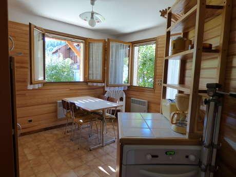 Pichon Monique - Appartement  l'Edelweiss