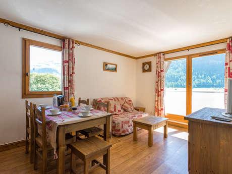 Résidence Le Clos Vanoise - Appartement 3 pièces cabine 6 personnes - CV12