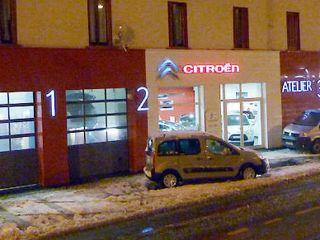 Garage Citroen Ragona