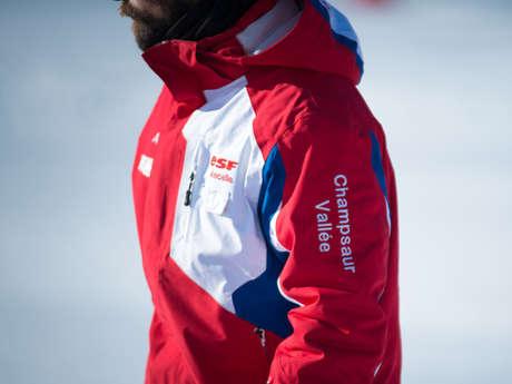 Ski alpin - ESF d'Ancelle