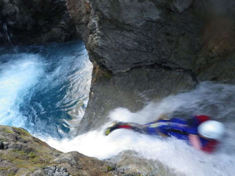 Torrentciel Canyoning