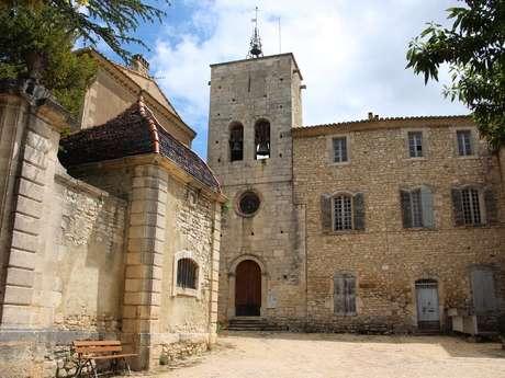 Suivez le guide - Murs, village caché des Monts de Vaucluse