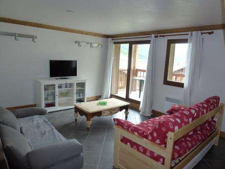 Résidence Le Criterium - Appartement 3 pièces cabine 7 personnes - CRID15